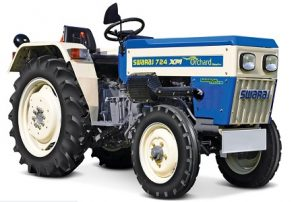 Swaraj 724 XM Orchard NT Narrow Track Tractor Price