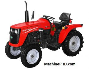 Captain 120 DI Mini Tractor Price
