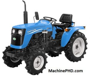 Captain 200 DI 4WD Mini Tractor Price