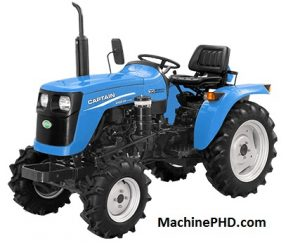Captain 200 DI Mini Tractor Price