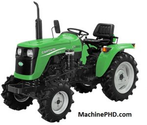 Captain 250 DI 4WD Mini Tractor Price