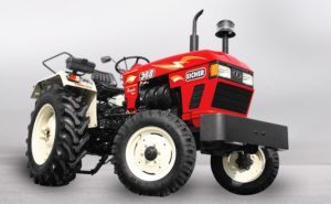 Eicher 368 tractor price