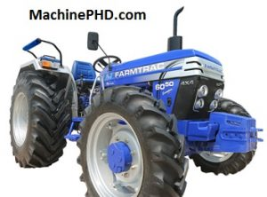 Farmtrac 6050 Executive Tractor Price