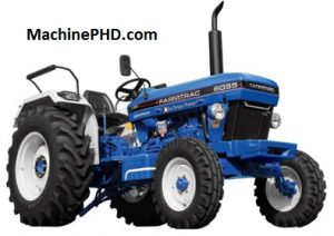 Farmtrac 6055 F20 Tractor Price