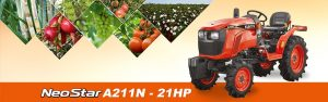 NeoStar A211N 21 HP tractor price