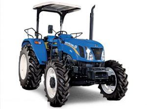 New Holland EXCEL 6010 Tractor Price