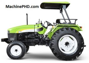 Preet 6049 60HP 4WD Agricultural Tractor Price