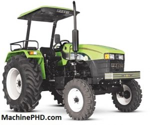 Preet 6549 65HP 2WD Agricultural Tractor Price