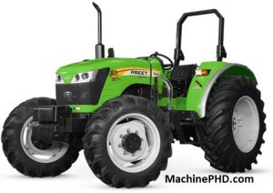 Preet 7549 75HP 2WD Agricultural Tractor Price