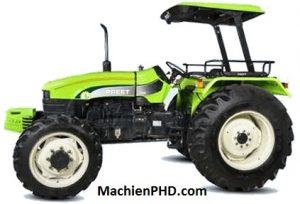 Preet 7549 75HP 4WD Agricultural Tractor Price