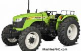 Preet 955 55HP 4WD Agricultural Tractor Price
