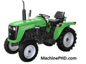 Captain 250 DI Mini Tractor Price