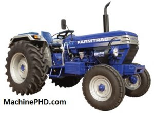 Farmtrac 6060 Executive Tractor Price