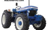 Farmtrac 6065 Executive 4x4 Tractor Price