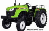 Preet 3549 Challenger 35HP 2WD Agricultural Tractor Price