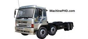 AMW 3118 HL truck price
