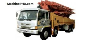 AMW 3123 Concrete Pump truck price