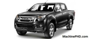 Isuzu D Max V Cross price