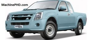 Isuzu D Max specifications