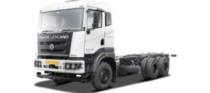 Ashok Leyland Captain 2518 truck price