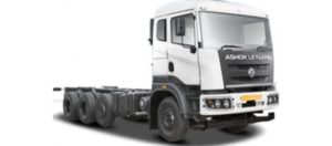 Ashok Leyland Captain 3118 truck price