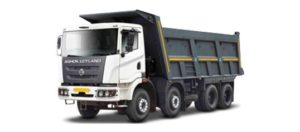 Ashok Leyland Captain 3123 truck price