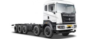 Ashok Leyland Captain 3718 truck price
