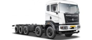 Ashok Leyland Captain 3723 truck price