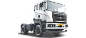 Ashok Leyland Captain 4019 truck price