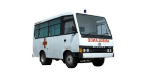 Eicher Ambulance Starline 10.75 C