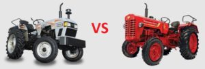 Eicher 333 vs Mahindra 265 DI