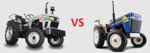 Eicher 333 vs Swaraj 735 XM