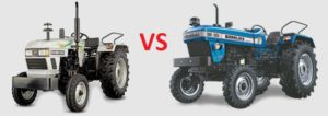 Eicher 380 vs Sonalika 35 DI