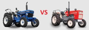 Farmtrac 6055 vs Swaraj 855 FE
