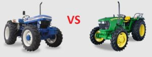 Farmtrac 6065 vs John Deere 5310