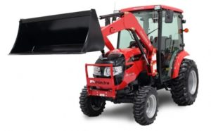 Mahindra 1538 HST Cab Tractor price
