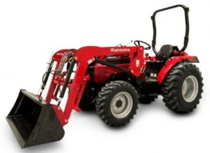Mahindra 2538 4WD HST tractor Price