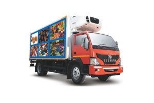Eicher Pro 1059XP Reefer Van Truck Price