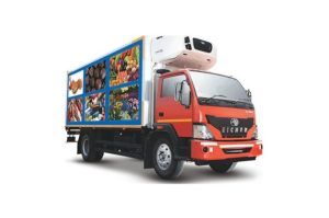 Eicher Pro 1110XP Reefer Van Truck Price
