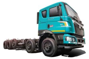 Mahindra BLAZO X 42 Pusher Axle truck price